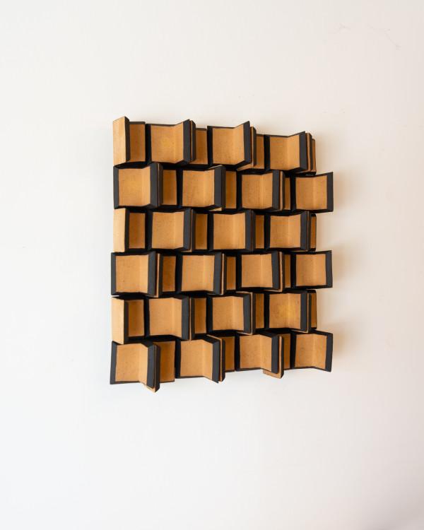 Beveled Edge Wall Work by Ben Medansky