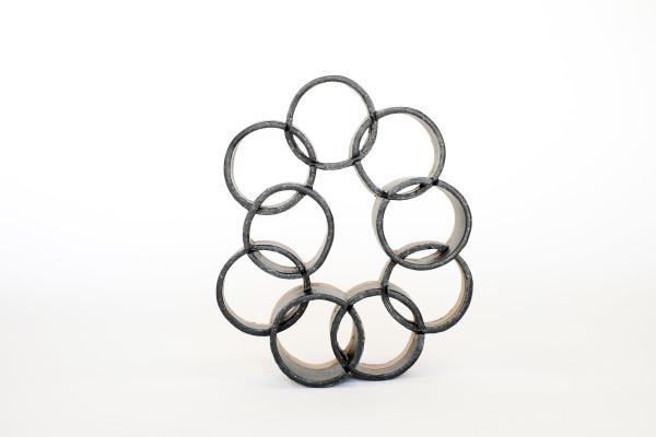 Interlacing Circles III by Ben Medansky