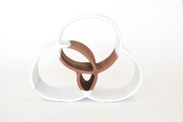Interlacing Circles II by Ben Medansky