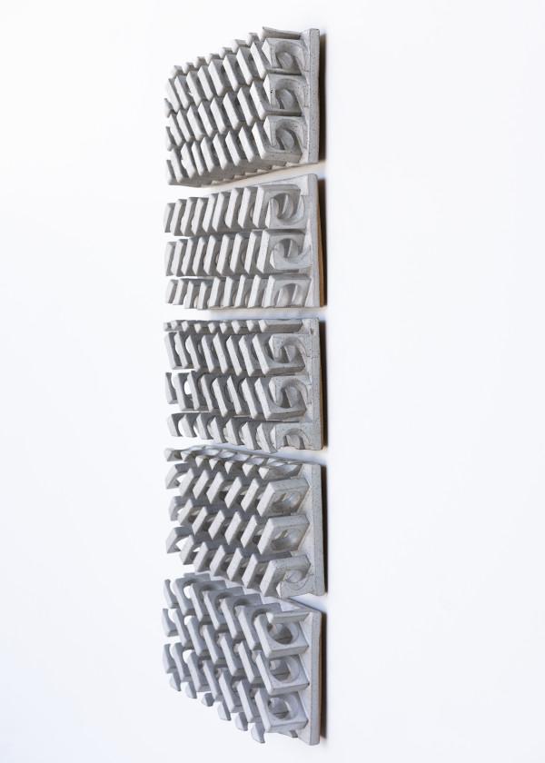 Trax Wall Work by Ben Medansky