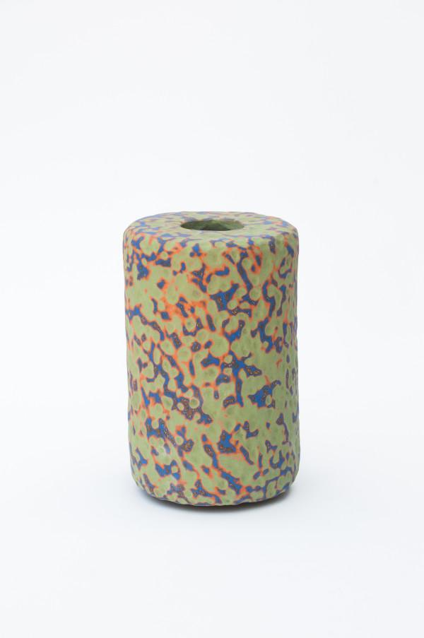 Green Cylinder by Ben Medansky