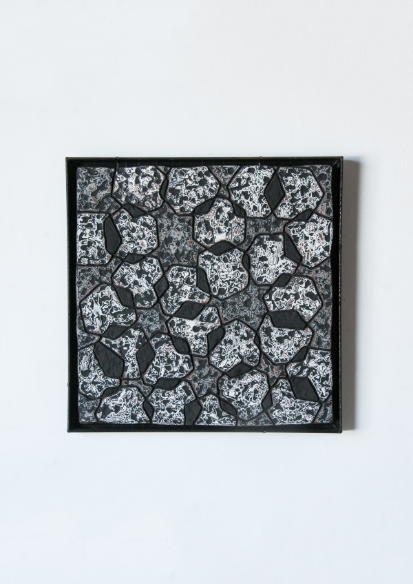 Interlacing Hexagon by Ben Medansky
