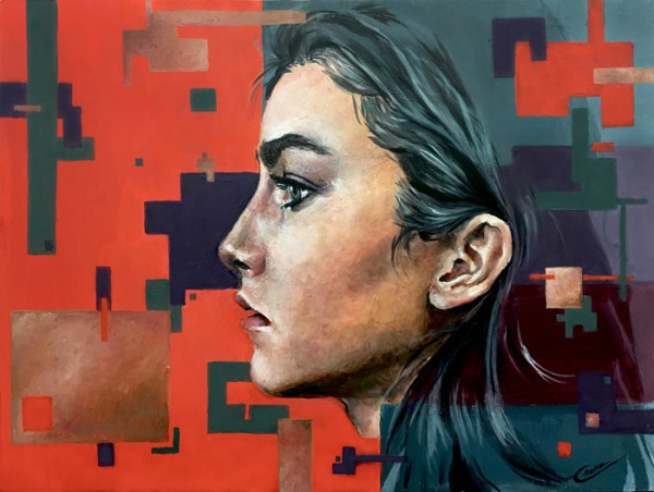 "6th Place – Overall - Clara Sandu – ""Tetris Fantasy"" - https://ccs033.wixsite.com/clarart by Clara Sandu"