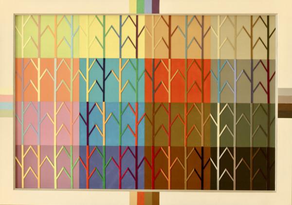 "9th Place – Overall - Ken Blakemore – ""Four Seasons"" – www.kenblakemoreartdesign.com by Ken Blakemore"