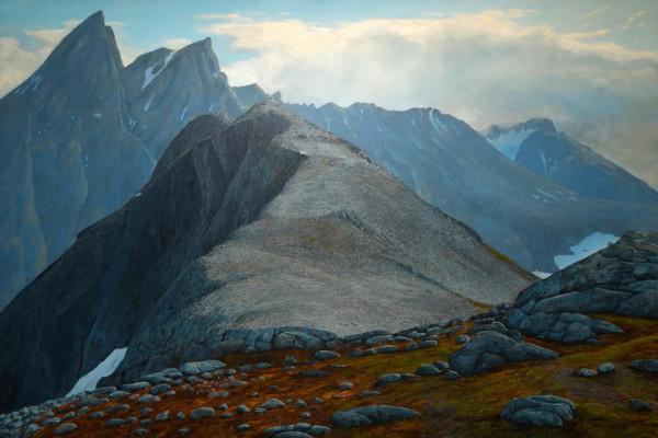 """9th Place – Overall - Kolbjørn Håseth - """"The Ridge"""" – www.khz.no by Kolbjørn Håseth"""