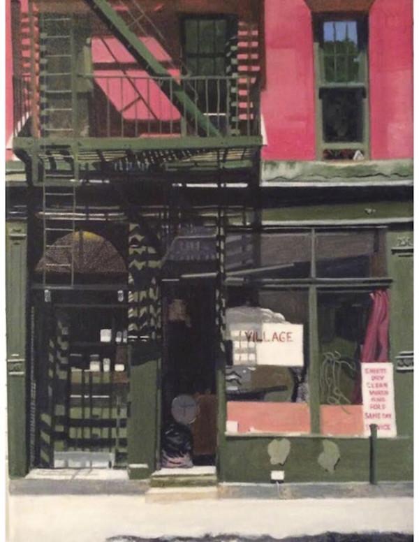 "5th  Place – Elliot Appel - ""Village Laundry"" –  www.elliotappel.com by Elliot Appel"