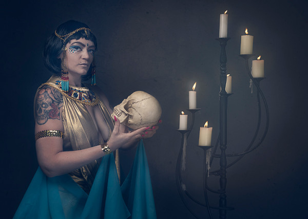 Cleopatra by Julie Powell