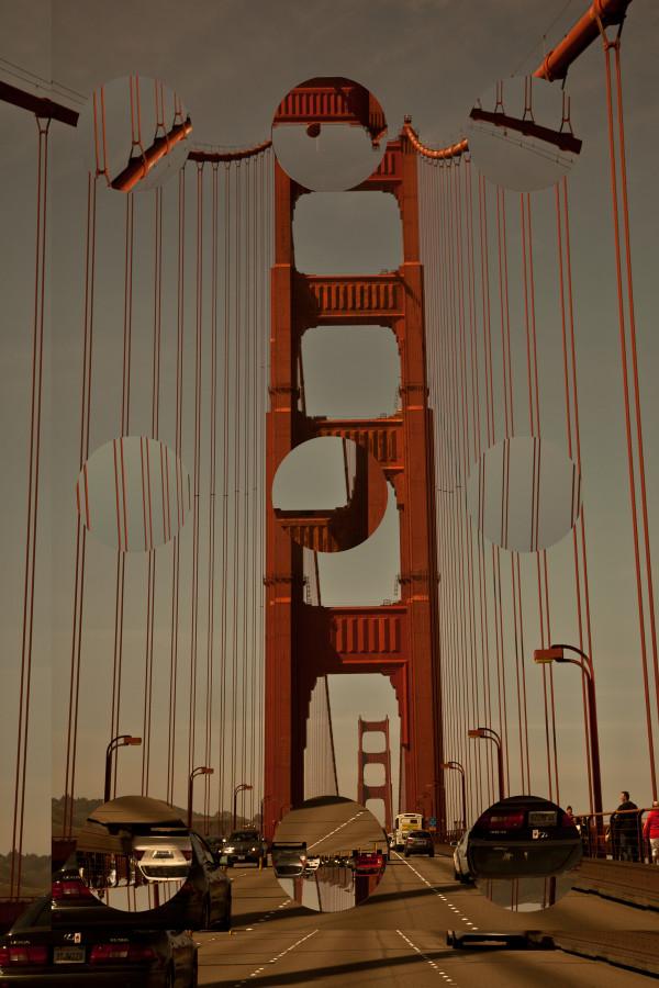 Golden Gate Bridge by Tina Psoinos
