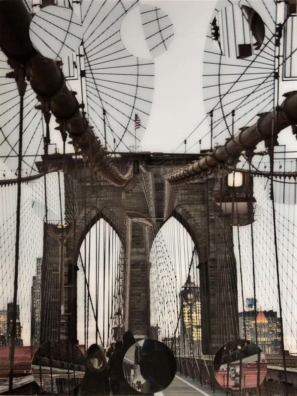 Brooklyn Bridge by Tina Psoinos