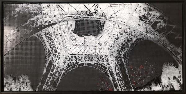 Eiffel Tower B1 by Tina Psoinos