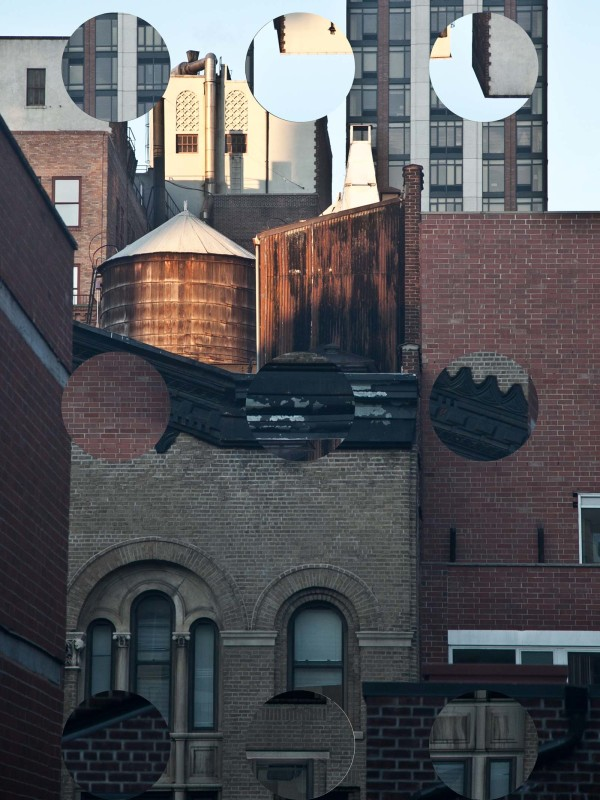 Manhattan 32nd Street by Tina Psoinos