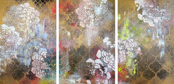 Urban Garden Gold 1ABC by Tina Psoinos