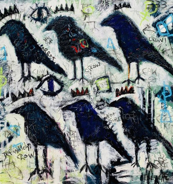 Not a Crow by Jeanne Bessette