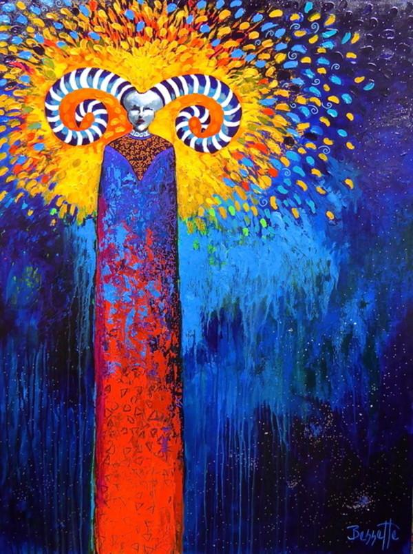 Portal of Creation by Jeanne Bessette