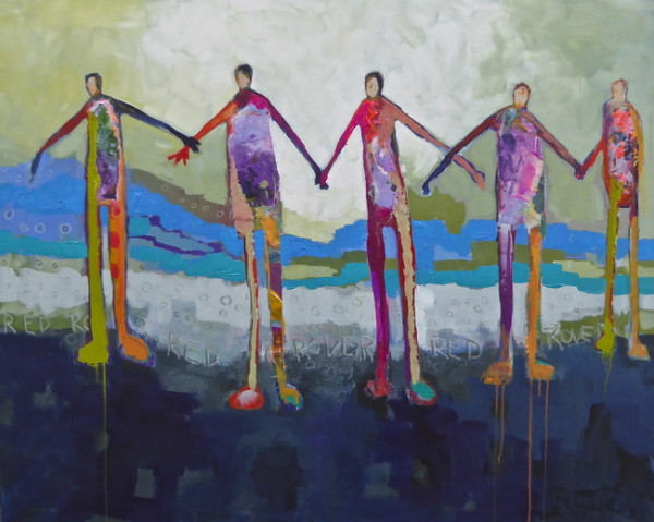 Red Rover by Jeanne Bessette