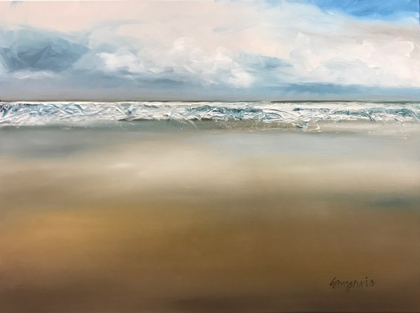 """""""Reflection 1"""" by Sheri Jarvis"""