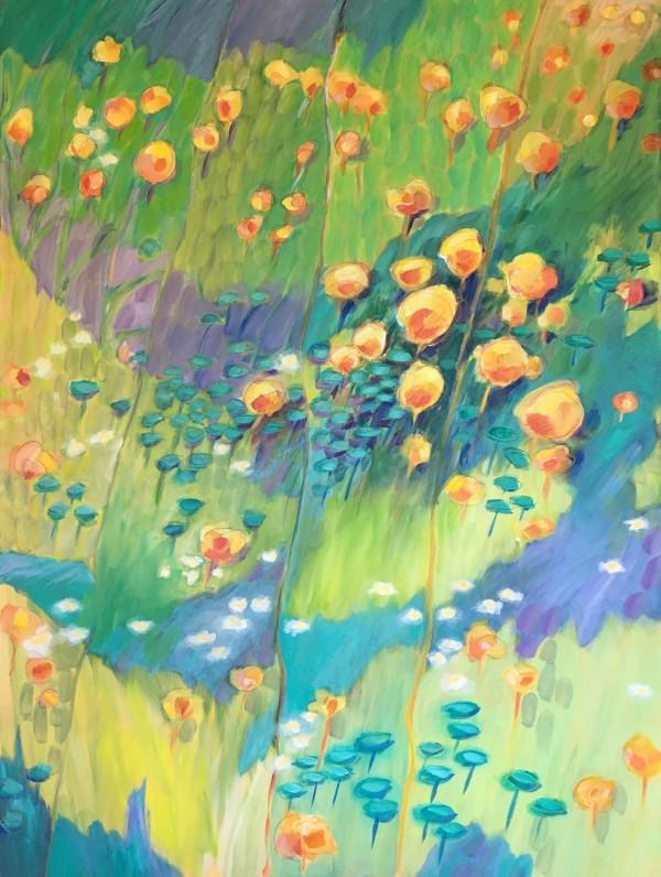 In sweet fragrant meadows by Marcia Hoeck