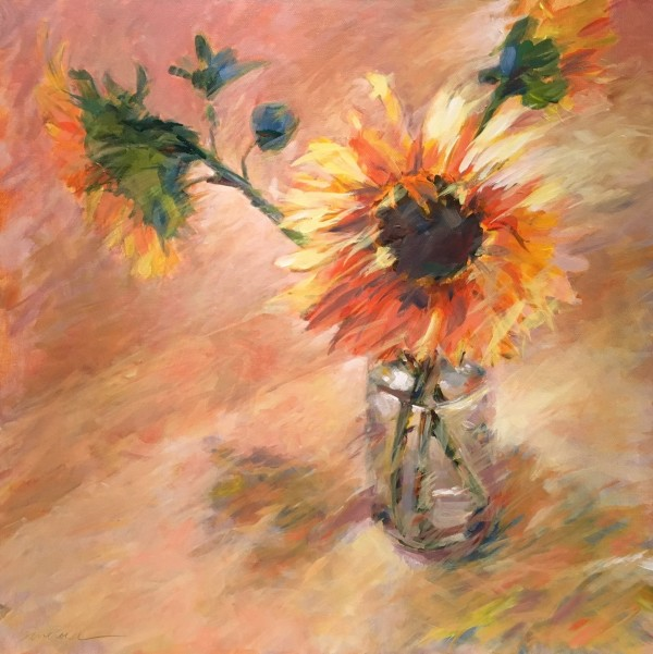 You sure do make it like a sunny day by Marcia Hoeck