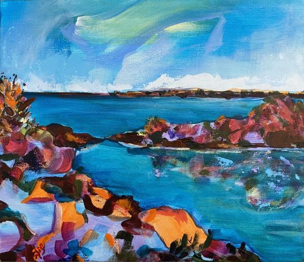 Lagoon by Anna Iris Graham