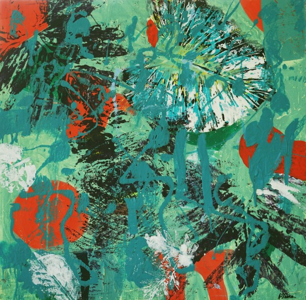 Green-1 by PATRICIA TEWES