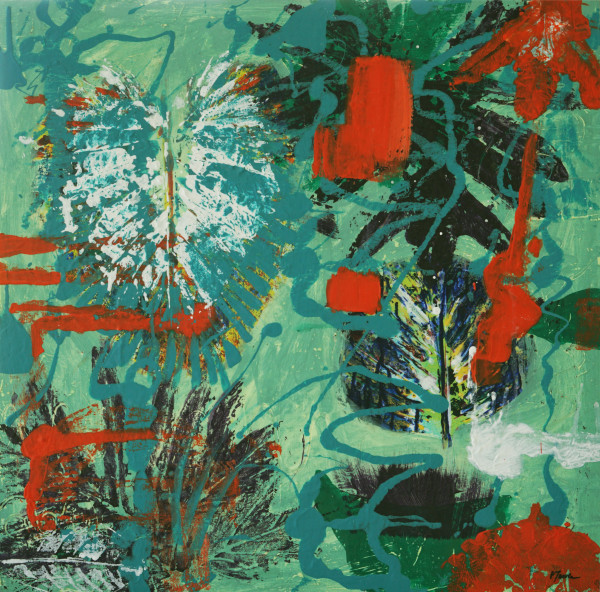 Green-2 by PATRICIA TEWES