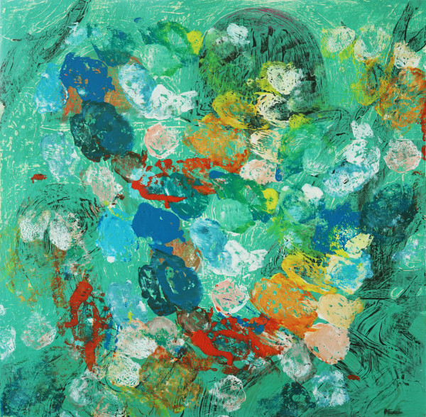 Green-3 by PATRICIA TEWES