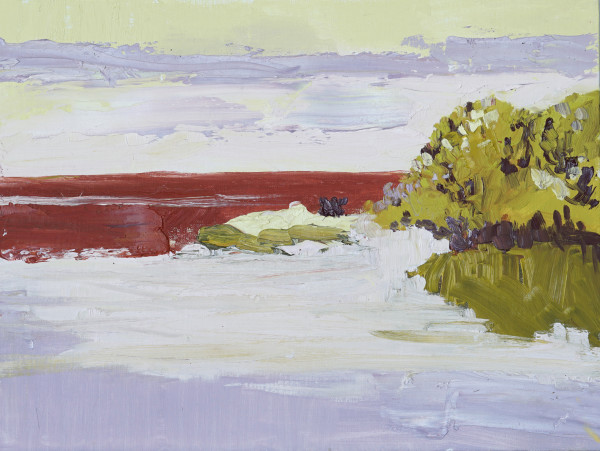 Mangroves by PATRICIA TEWES
