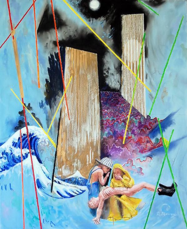911 by Debi Slowey-Raguso