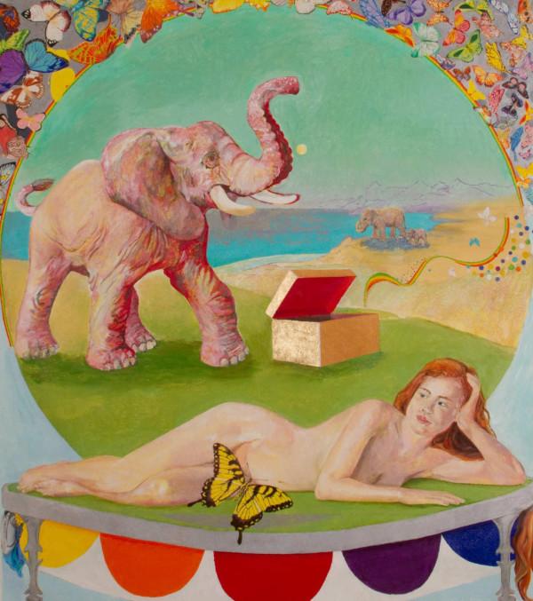 Pandora's Box by Debi Slowey-Raguso