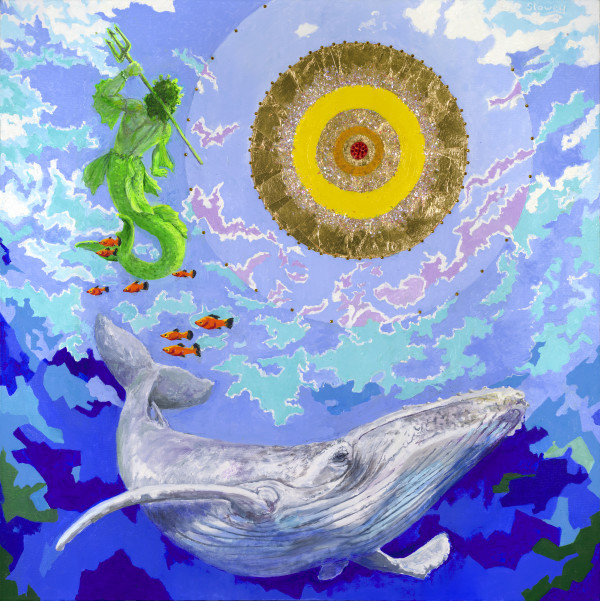 When Whales Exhale by Debi Slowey-Raguso
