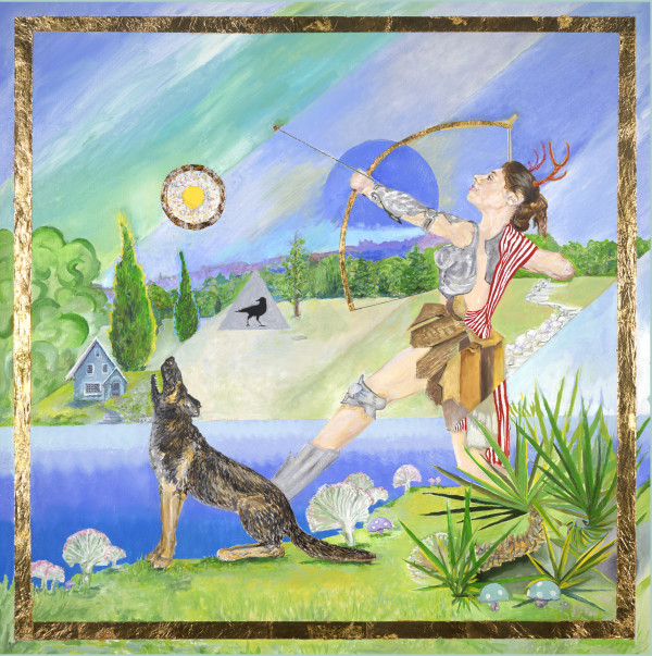 Diana by Debi Slowey-Raguso