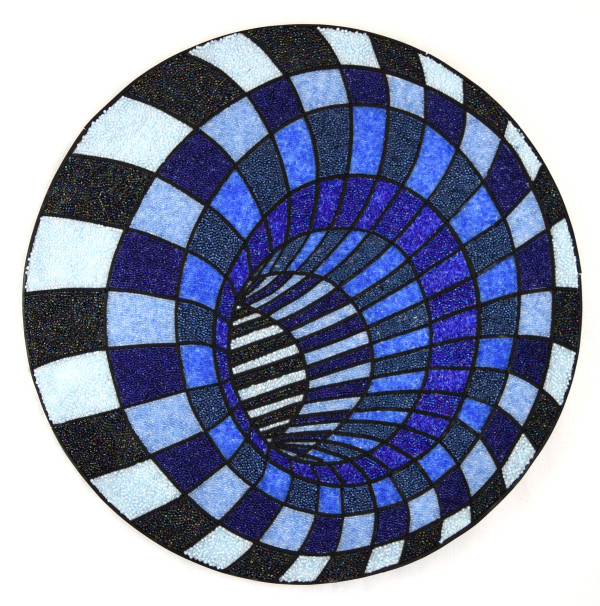Blue Traveler by Sabrina Frey