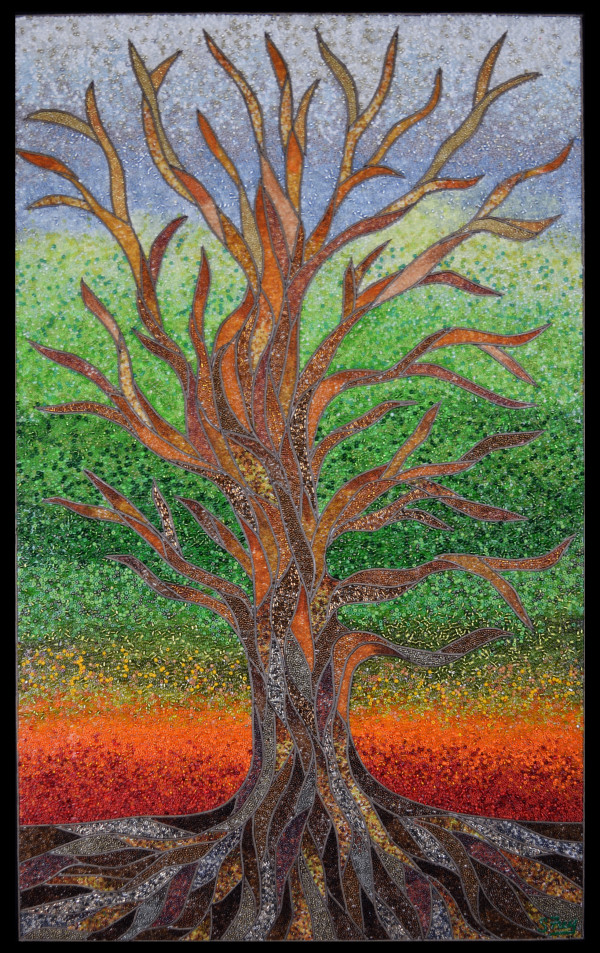 Tree of Life 06 by Sabrina Frey