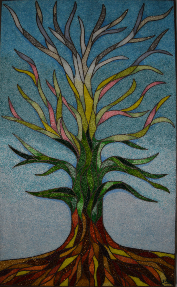 Tree of Life 07 by Sabrina Frey