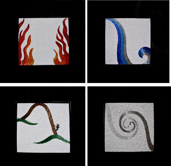 Elements 01 by Sabrina Frey