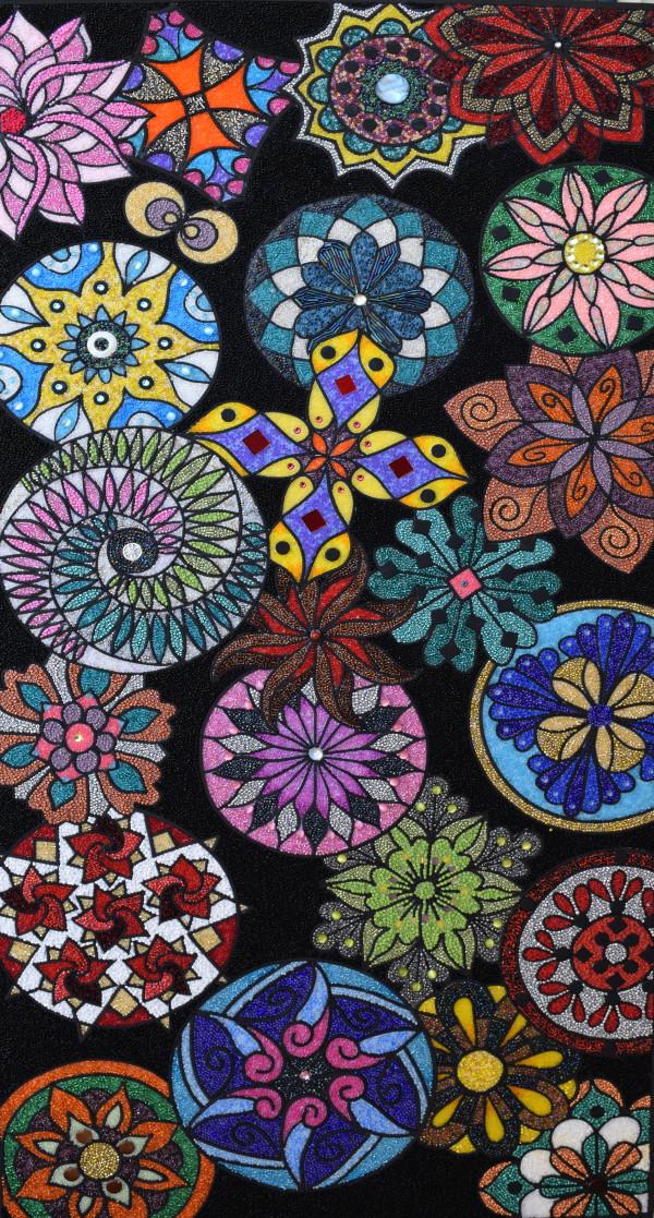 Mandala Explosion by Sabrina Frey
