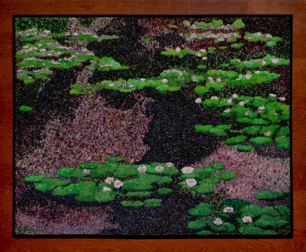 Monet's PIMA by Sabrina Frey