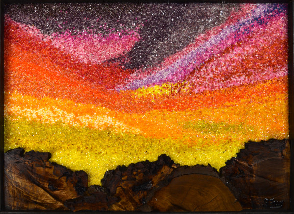 Mountain Sky #9 by Sabrina Frey