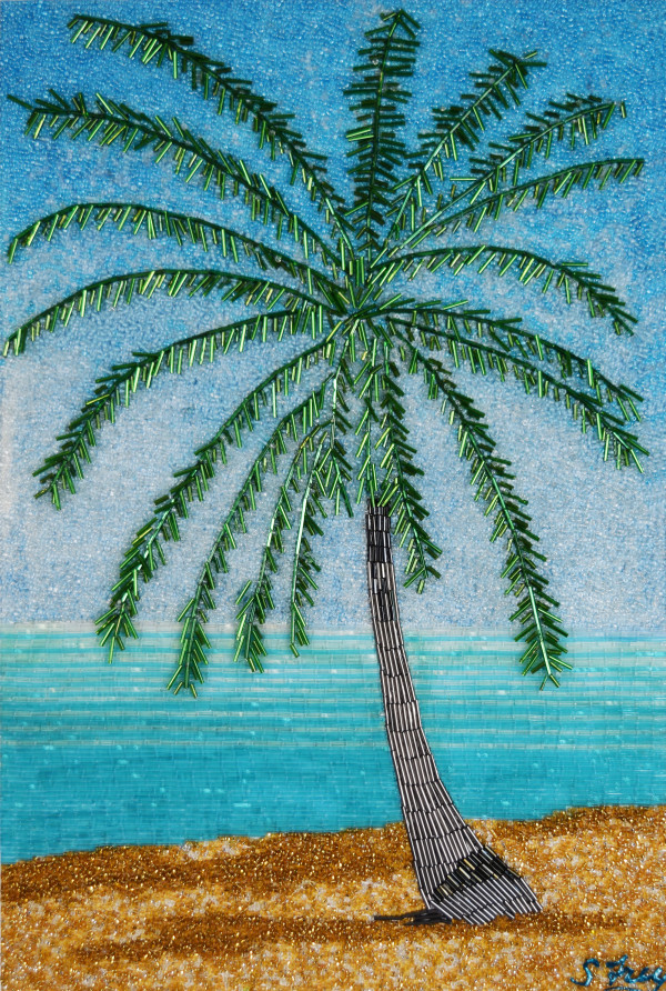 Palm Tree by Sabrina Frey