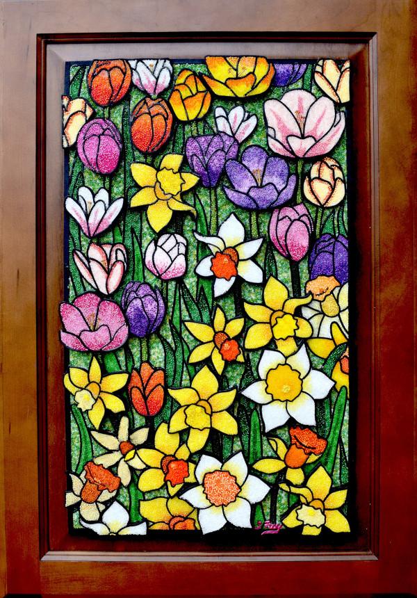 Spring Garden by Sabrina Frey