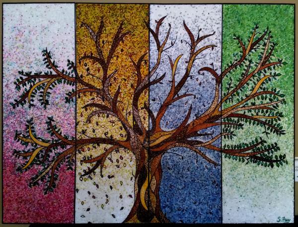Tree of Life 03 by Sabrina Frey