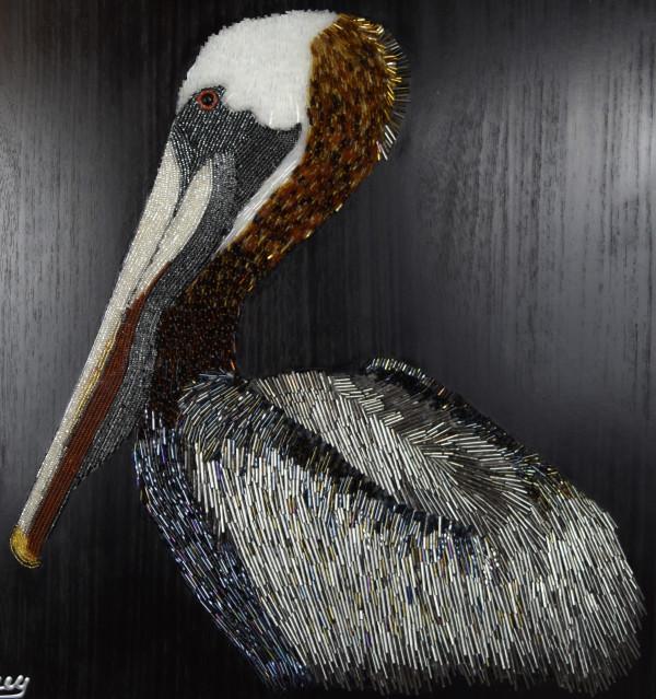 Vlad - Grey Pelican by Sabrina Frey