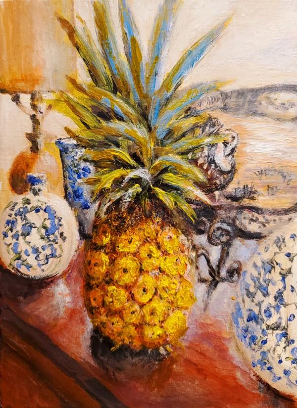 Kim's Pineapple by Susan Bryant