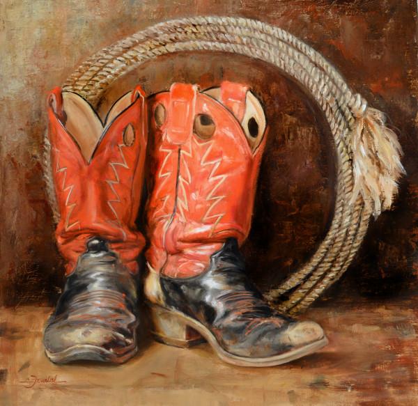 Hard Workin' Woman by Cynthia Feustel