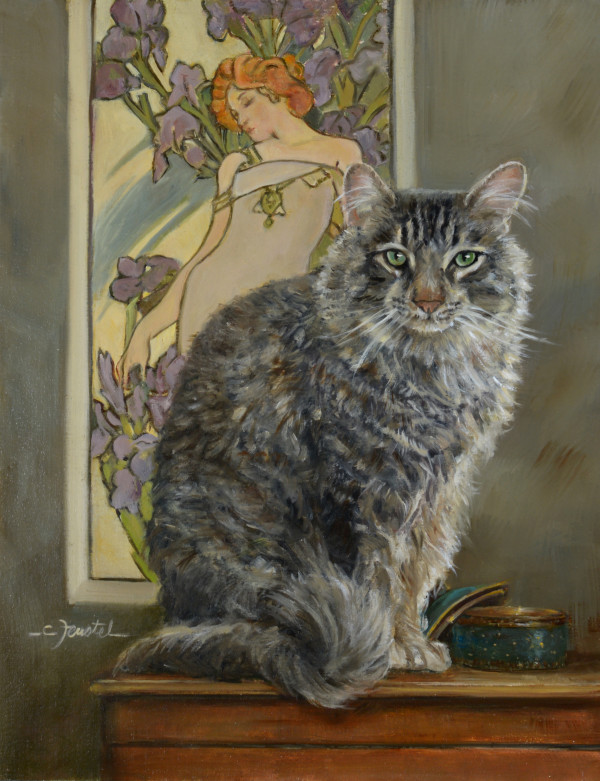 The Guardian by Cynthia Feustel