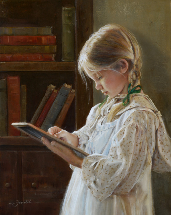 A Simpler Time by Cynthia Feustel