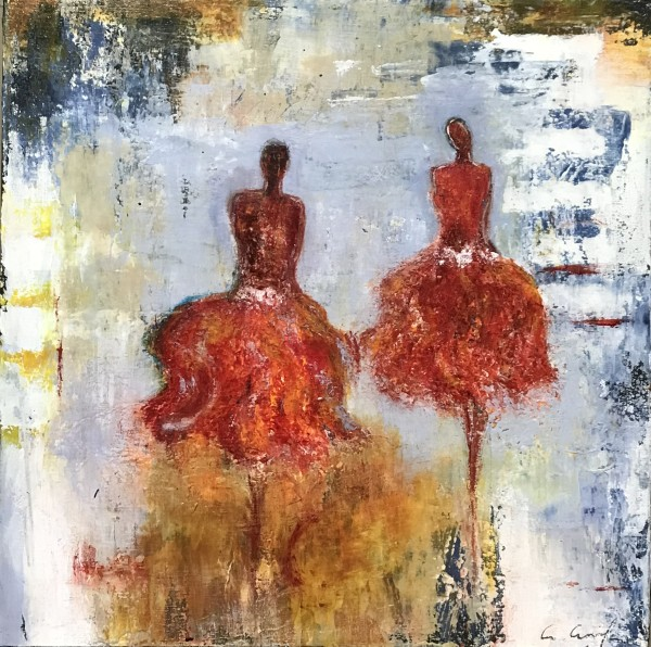 Ensayo dual III by ALEJANDRINA CALDERONI