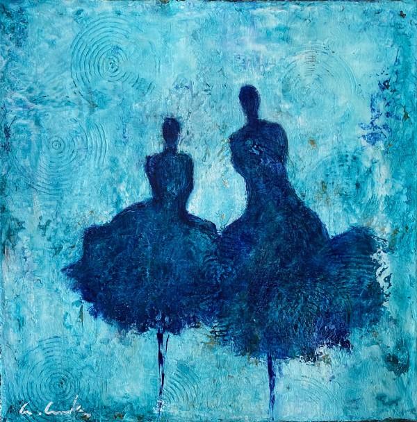 Sosiego dual by ALEJANDRINA CALDERONI