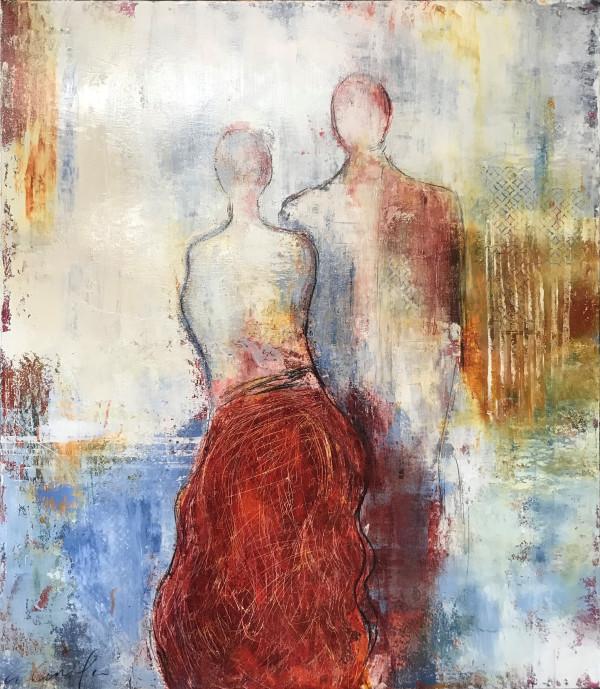 ENCUENTRO by ALEJANDRINA CALDERONI