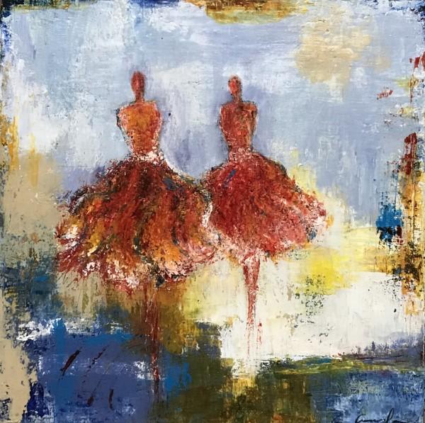 Ensayo Dual II by ALEJANDRINA CALDERONI